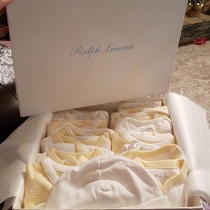 Ralph Lauren Baby Gift Set